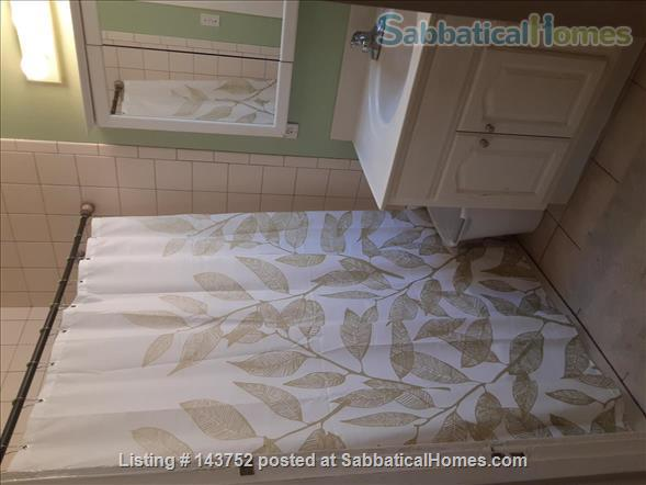 Furnished Den/Office plus Bedroom in spacious  flat across from GG Park Home Rental in San Francisco, California, United States 6