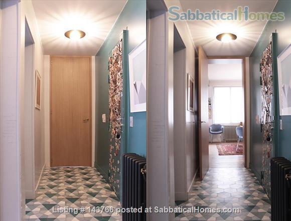 Elegant 100 sqm 3 bedrooms apartment in Bastille trendy neighborhood  Home Rental in Paris, IDF, France 0
