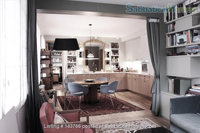 Elegant 100 sqm 3 bedrooms apartment in Bastille trendy neighborhood  Home Rental in Paris, IDF, France 3