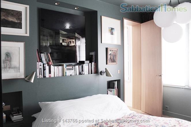Elegant 100 sqm 3 bedrooms apartment in Bastille trendy neighborhood  Home Rental in Paris, IDF, France 4