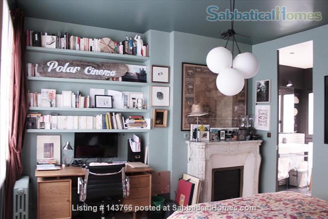 Elegant 100 sqm 3 bedrooms apartment in Bastille trendy neighborhood  Home Rental in Paris, IDF, France 5