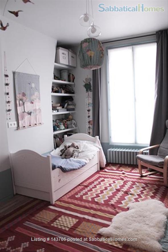 Elegant 100 sqm 3 bedrooms apartment in Bastille trendy neighborhood  Home Rental in Paris, IDF, France 8