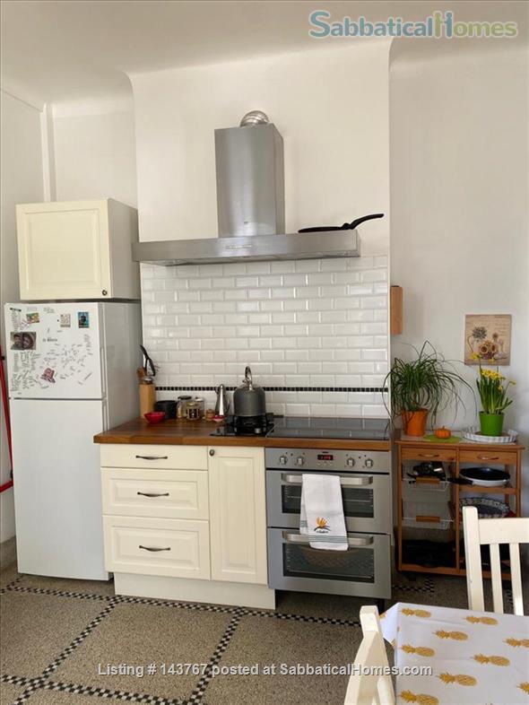 Bright Apartment in European Quarter close to Parc Ciquantanaire Home Rental in Etterbeek, Bruxelles, Belgium 0