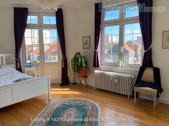 Bright Apartment in European Quarter close to Parc Ciquantanaire Home Rental in Etterbeek, Bruxelles, Belgium 4