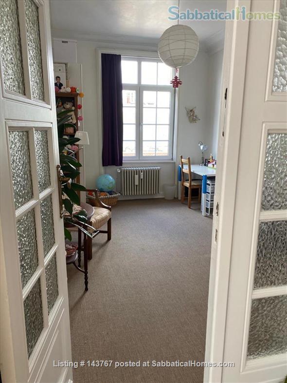 Bright Apartment in European Quarter close to Parc Ciquantanaire Home Rental in Etterbeek, Bruxelles, Belgium 5