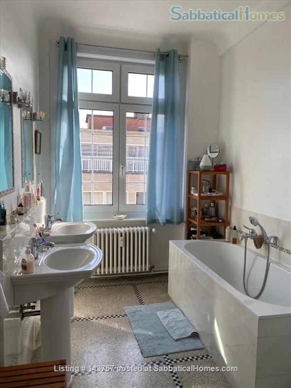 Bright Apartment in European Quarter close to Parc Ciquantanaire Home Rental in Etterbeek, Bruxelles, Belgium 7