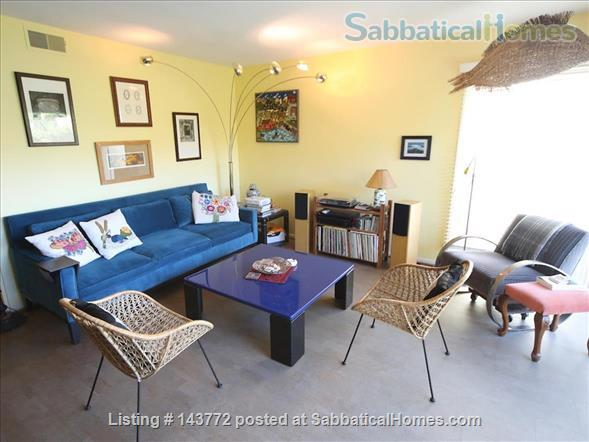 Spacious 1br close to everything, with garden Home Rental in Santa Barbara, California, United States 1