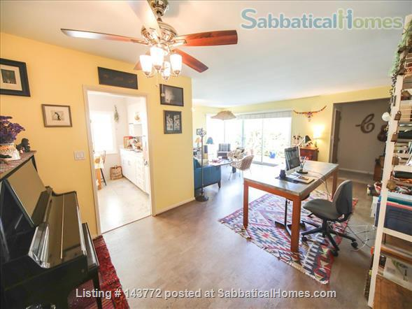 Spacious 1br close to everything, with garden Home Rental in Santa Barbara, California, United States 0