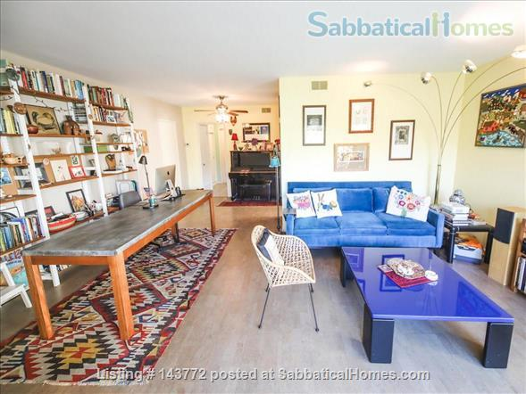 Spacious 1br close to everything, with garden Home Rental in Santa Barbara, California, United States 3