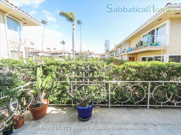 Spacious 1br close to everything, with garden Home Rental in Santa Barbara, California, United States 5