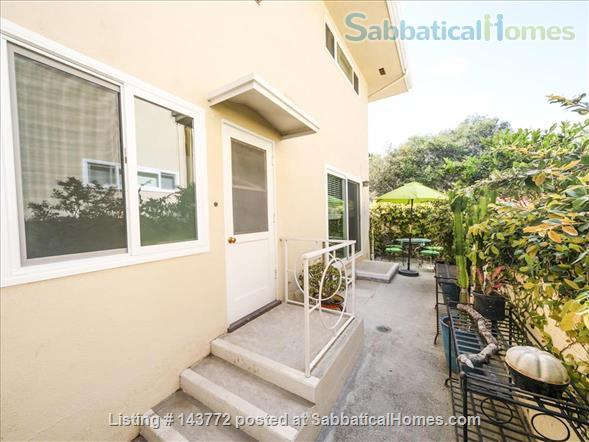 Spacious 1br close to everything, with garden Home Rental in Santa Barbara, California, United States 6