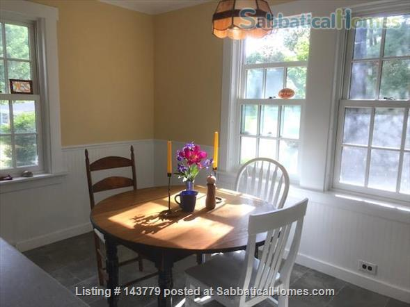 Lovely home in a lovely rural setting - 15 minutes from Amherst Home Rental in Shutesbury, Massachusetts, United States 0