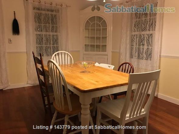 Lovely home in a lovely rural setting - 15 minutes from Amherst Home Rental in Shutesbury, Massachusetts, United States 3