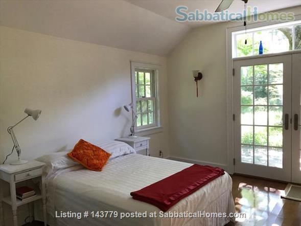 Lovely home in a lovely rural setting - 15 minutes from Amherst Home Rental in Shutesbury, Massachusetts, United States 5