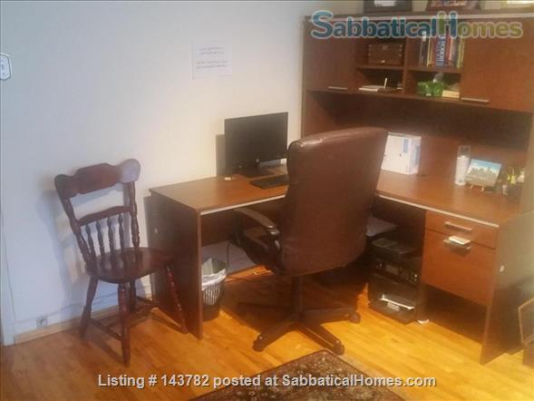 Beautiful Furnished House with 4 bedrooms and 2 bath, Utilities included,  interior parking  Home Rental in Côte Saint-Luc, Quebec, Canada 6