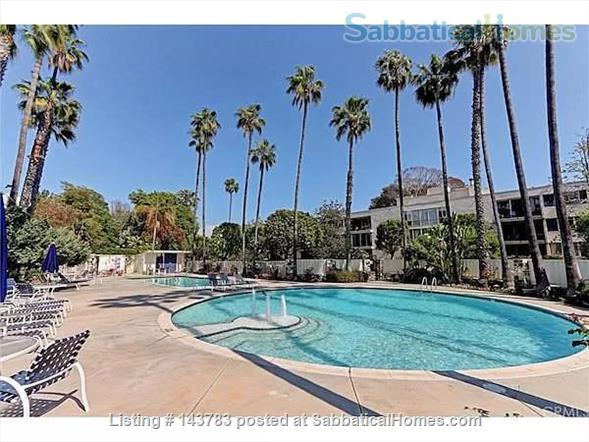 Furnished Studio - w Pool, Spa and Beautiful Gardens near UCLA in Los Angeles, CA 90049 Home Rental in Los Angeles, California, United States 1