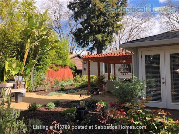 Charming State of the Art Cottage in Tropical Setting Home Rental in Redwood City, California, United States 8