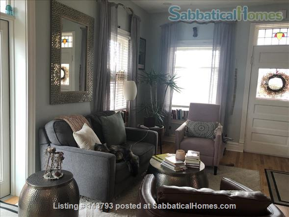 $2,750 /mo Historic 2 BR/1 BA Furnished Platt Park Home with Creativity & Soul  Home Rental in Denver, Colorado, United States 0