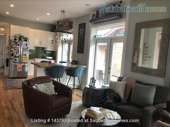 $2,750 /mo Historic 2 BR/1 BA Furnished Platt Park Home with Creativity & Soul  Home Rental in Denver, Colorado, United States 7