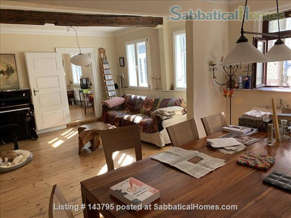 Quiet and Central in Charming Medieval house, with garden and terraces Home Rental in Esslingen am Neckar, BW, Germany 1
