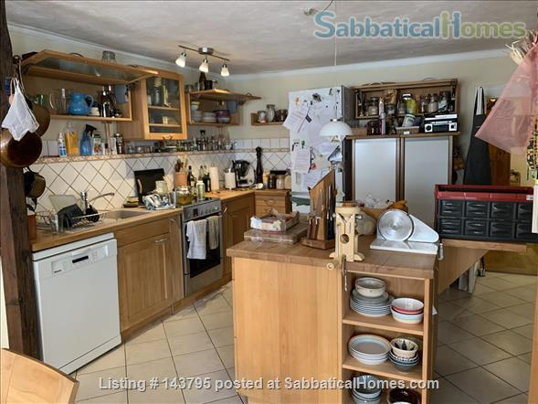 Quiet and Central in Charming Medieval house, with garden and terraces Home Rental in Esslingen am Neckar, BW, Germany 6