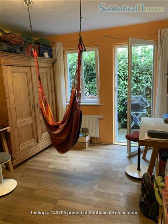 Quiet and Central in Charming Medieval house, with garden and terraces Home Rental in Esslingen am Neckar, BW, Germany 8