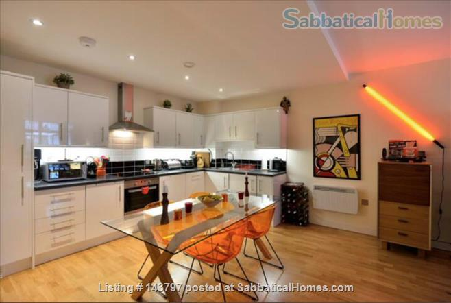 Quiet Art Historian's Flat in Islington, 25 min to Bloomsbury Home Rental in London, England, United Kingdom 0