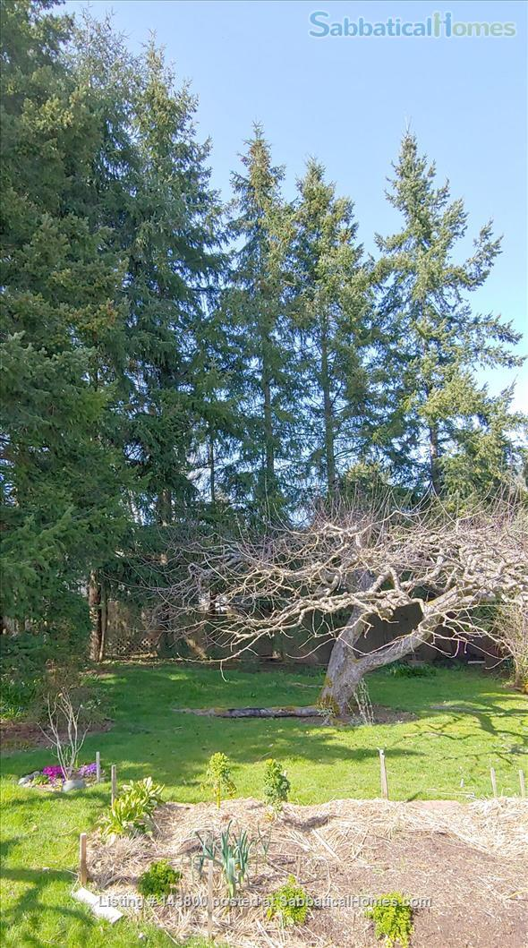 Guest House in Courtenay's Old Orchard Home Rental in Courtenay, British Columbia, Canada 9