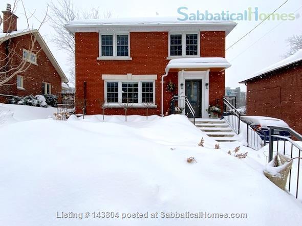 Comfortable home in a leafy urban neighbourhood of Ottawa Home Rental in Ottawa, Ontario, Canada 0