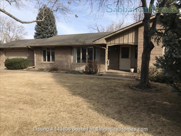 Spacious Fort Collins Home Home Rental in Fort Collins, Colorado, United States 1