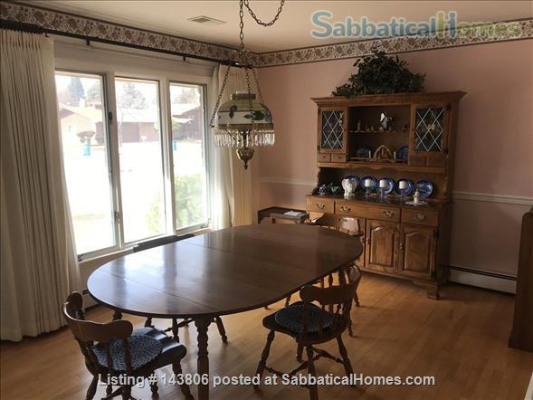 Spacious Fort Collins Home Home Rental in Fort Collins, Colorado, United States 7