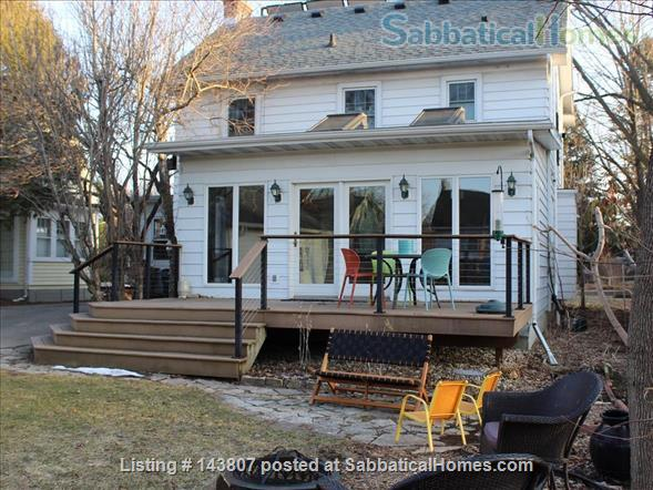 Beautiful Home in Family-Friendly Neighborhood Short Walk from UW Campus, Schools, and Shops Home Rental in Madison, Wisconsin, United States 9