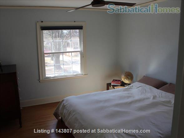 Beautiful Home in Family-Friendly Neighborhood Short Walk from UW Campus, Schools, and Shops Home Rental in Madison, Wisconsin, United States 7