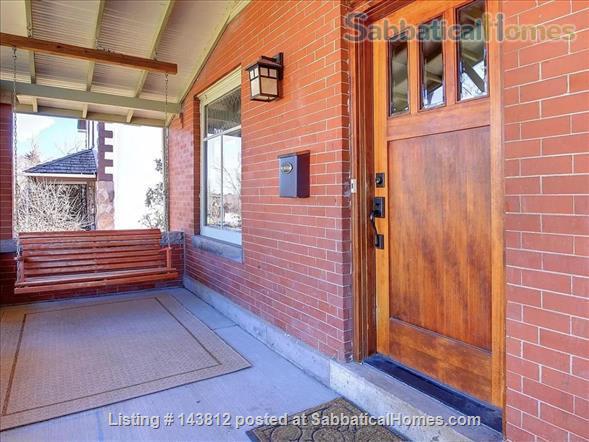 Classic Victorian Bungalow Denver Home Rental in Denver, Colorado, United States 0
