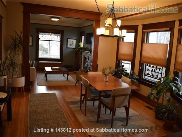 Classic Victorian Bungalow Denver Home Rental in Denver, Colorado, United States 2