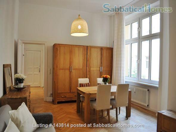 Elegant studio in the center of West-Berlin Home Rental in Berlin, Berlin, Germany 3