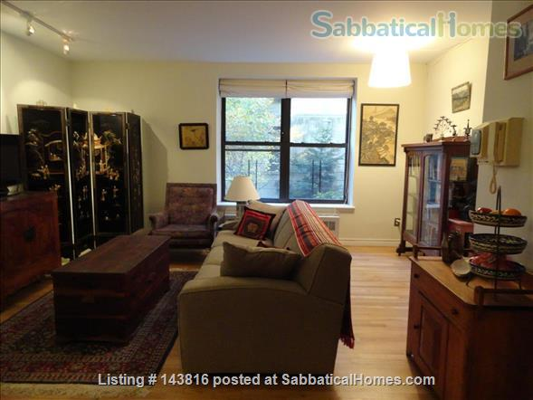Quiet, Convenient, Charming 2 BR Brooklyn Apt Home Rental in Prospect Heights, New York, United States 1