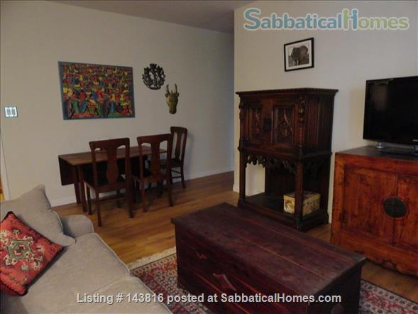 Quiet, Convenient, Charming 2 BR Brooklyn Apt Home Rental in Prospect Heights, New York, United States 0