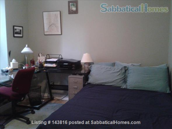 Quiet, Convenient, Charming 2 BR Brooklyn Apt Home Rental in Prospect Heights, New York, United States 4