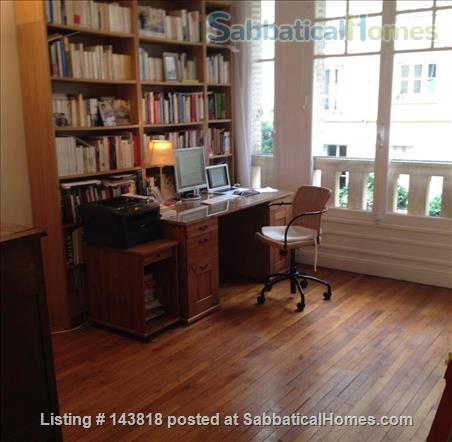 Lovely flat in Paris, perfect for academics with children Home Rental in Paris, Île-de-France, France 2
