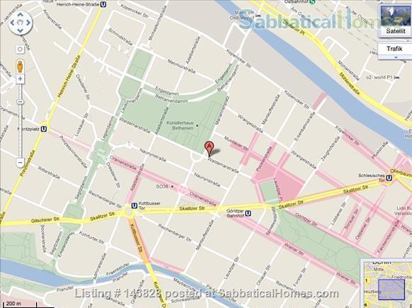 Great location in Kreuzberg, top floor, lots of light Home Rental in Berlin, Berlin, Germany 9
