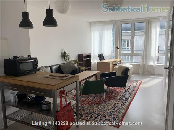 Great location in Kreuzberg, top floor, lots of light Home Rental in Berlin 1
