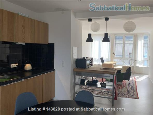 Great location in Kreuzberg, top floor, lots of light Home Rental in Berlin, Berlin, Germany 0