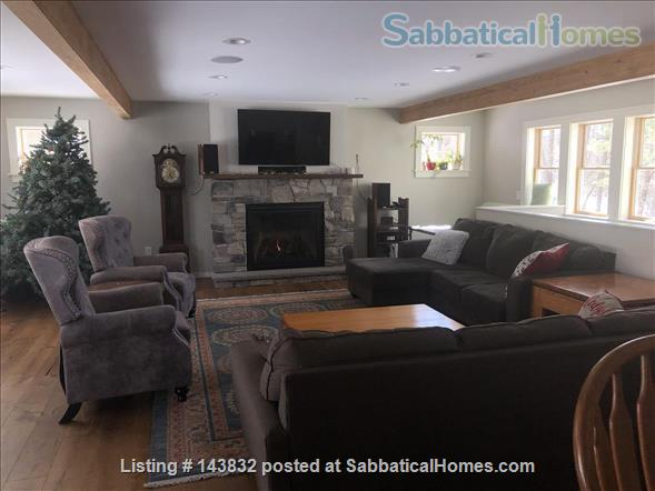 Furnished Home (5Br/3Ba), huge yard, walk to Cornell, Belle Sherman Elem, East Hill Plaza Home Rental in Ithaca, New York, United States 0