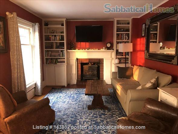 Furnished Home (5Br/3Ba), huge yard, walk to Cornell, Belle Sherman Elem, East Hill Plaza Home Rental in Ithaca, New York, United States 3