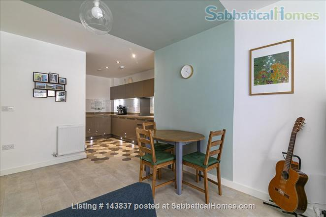 Large and new apartment in a new and young London neighbourhood, 15 minutes from city Centre Home Rental in Walthamstow, England, United Kingdom 2