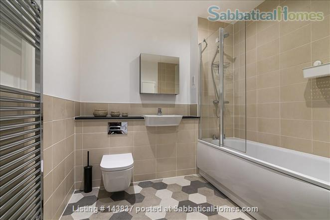 Large and new apartment in a new and young London neighbourhood, 15 minutes from city Centre Home Rental in Walthamstow, England, United Kingdom 3