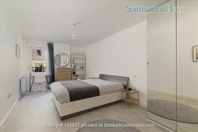 Large and new apartment in a new and young London neighbourhood, 15 minutes from city Centre Home Rental in Walthamstow, England, United Kingdom 4