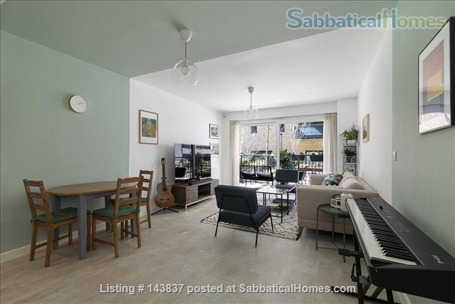 Large and new apartment in a new and young London neighbourhood, 15 minutes from city Centre Home Rental in Walthamstow, England, United Kingdom 8