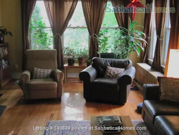 Cute + cozy furnished bungalow - the entire 1st floor is yours Home Rental in Chicago, Illinois, United States 1